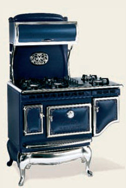 ANTIQUE COMBINATION STOVES - STOVES